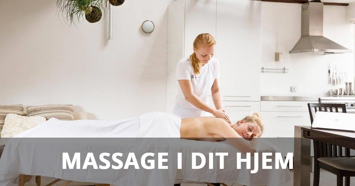 Massage med happy ending massage danmark