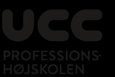 Fysioterapeut fra UCC Nordsjælland logo