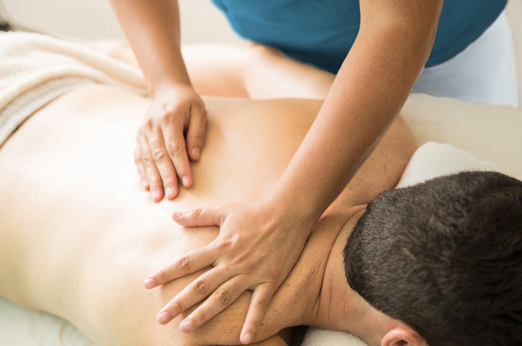 massage raskrask t-shirt farve
