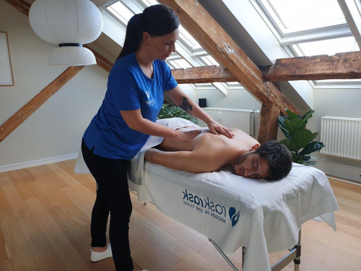 massage velvære guide