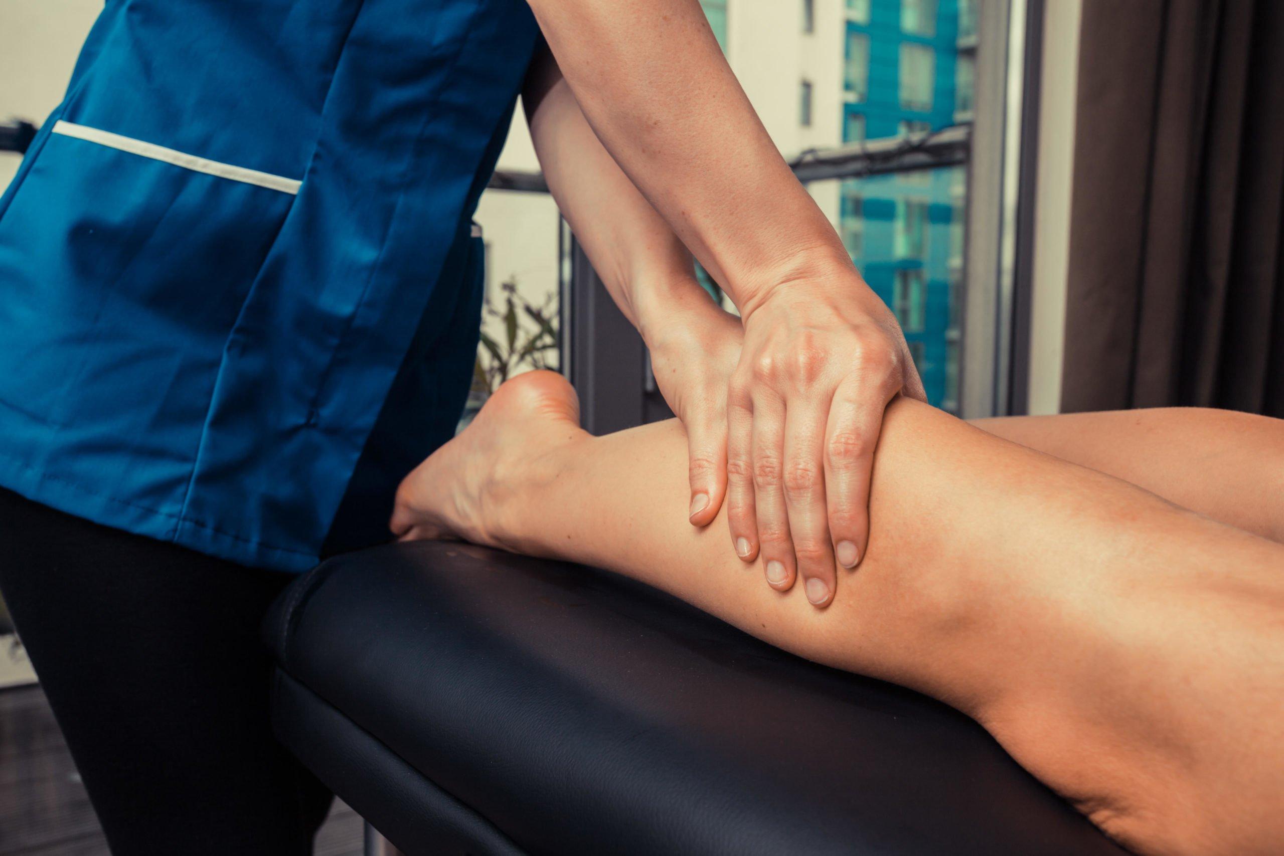 iskias massage