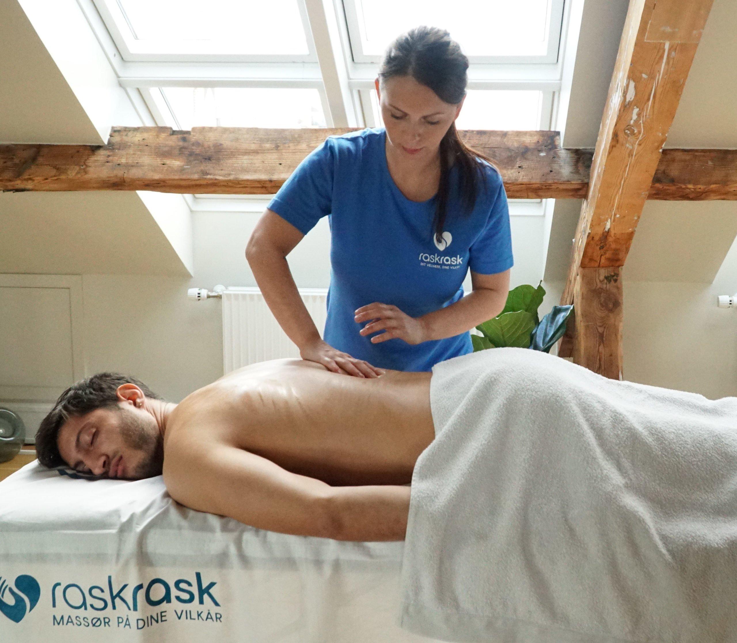 god massage