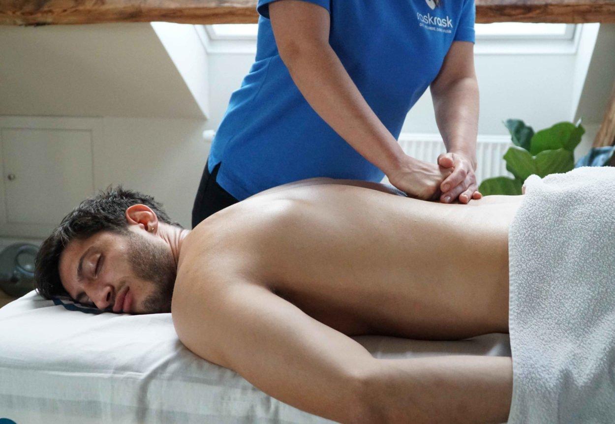 ryg massage