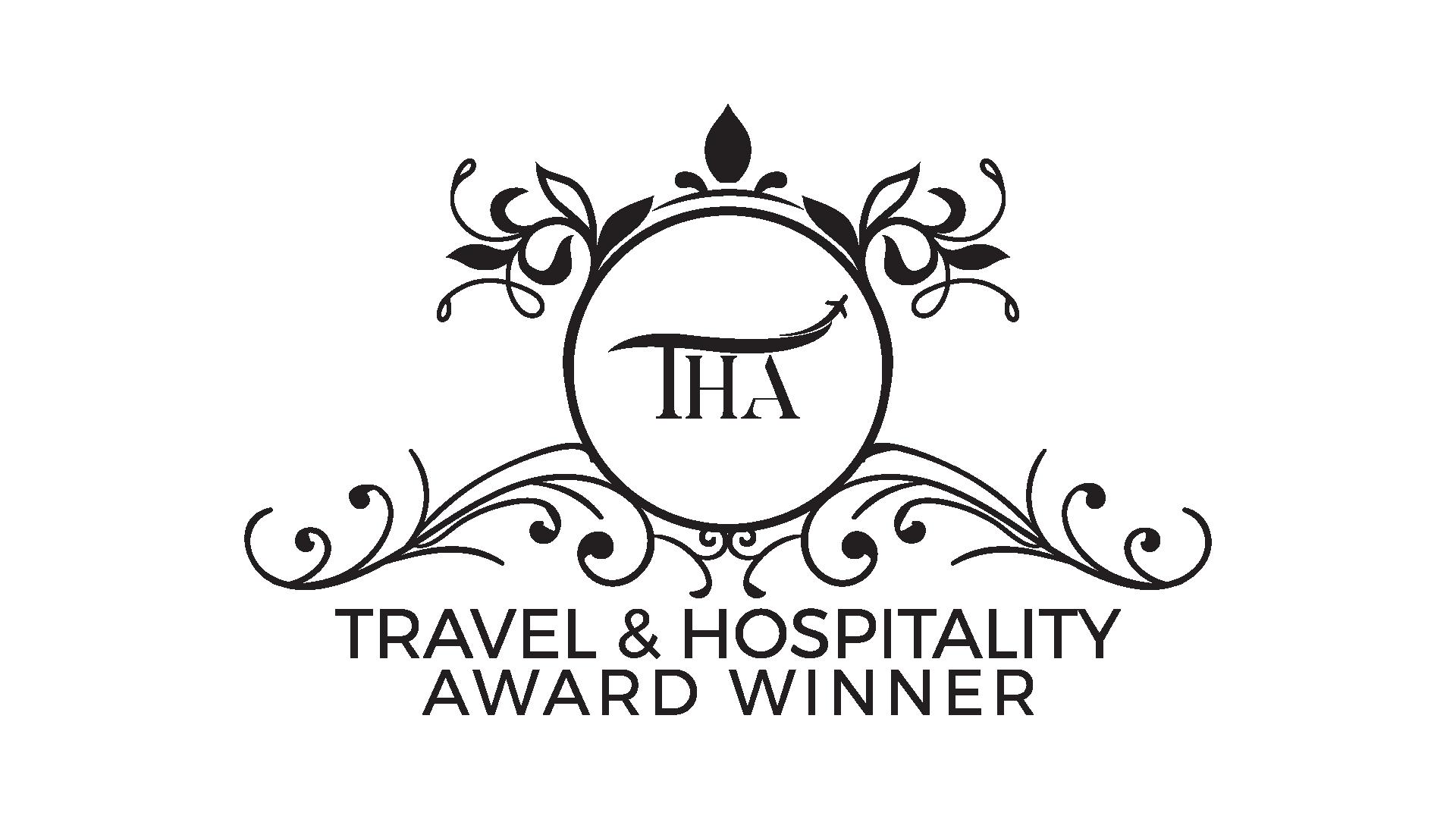 travel & gospitality award winner