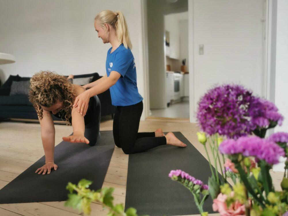 yoga vejledning 1