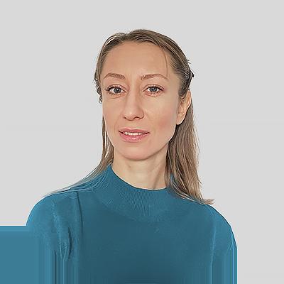 RaskRask trainer Halyna