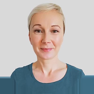 RaskRask trainer Oksana