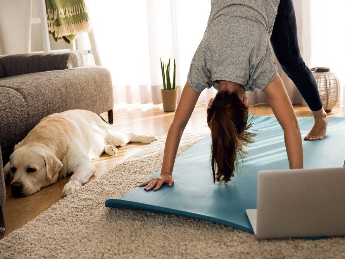 yoga stilling