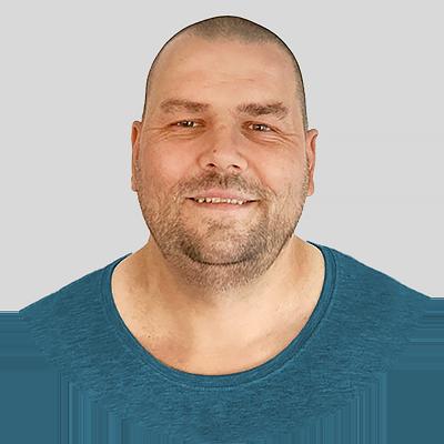 RaskRask trainer Morten K