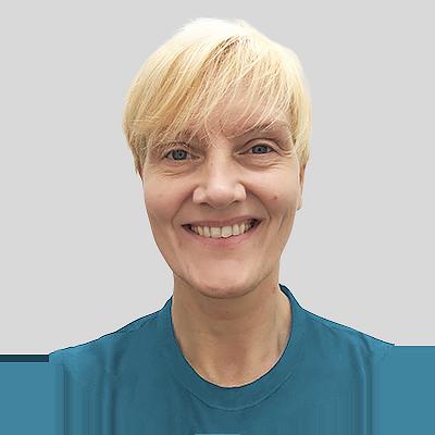 RaskRask trainer Heidi P